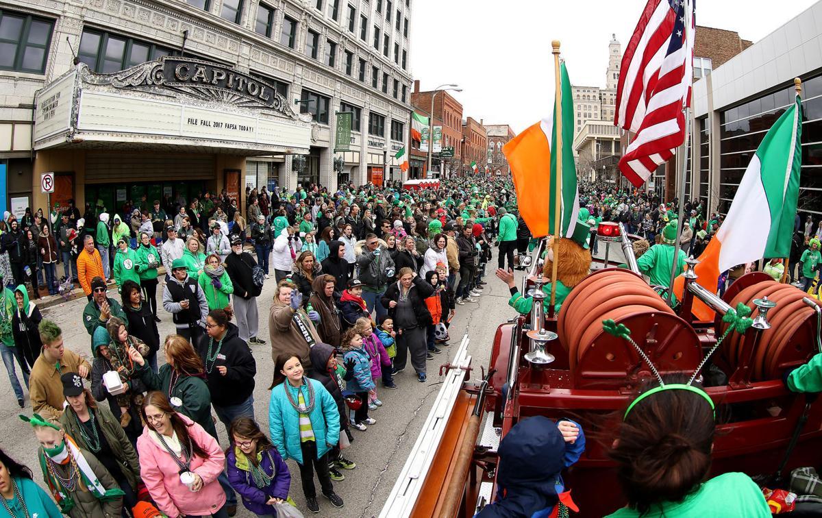 Photos: St. Patrick Society's Grand Parade | News ...