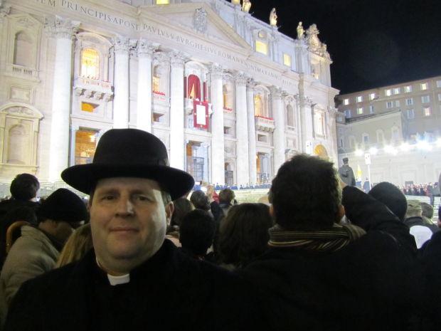 Monsignor Richard Soseman