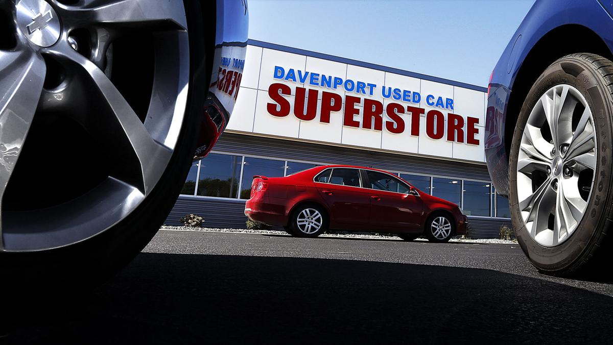 Used Car Superstore Davenport