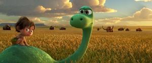 Linda Cook: 'Good Dinosaur' lacks that Pixar-brand magic