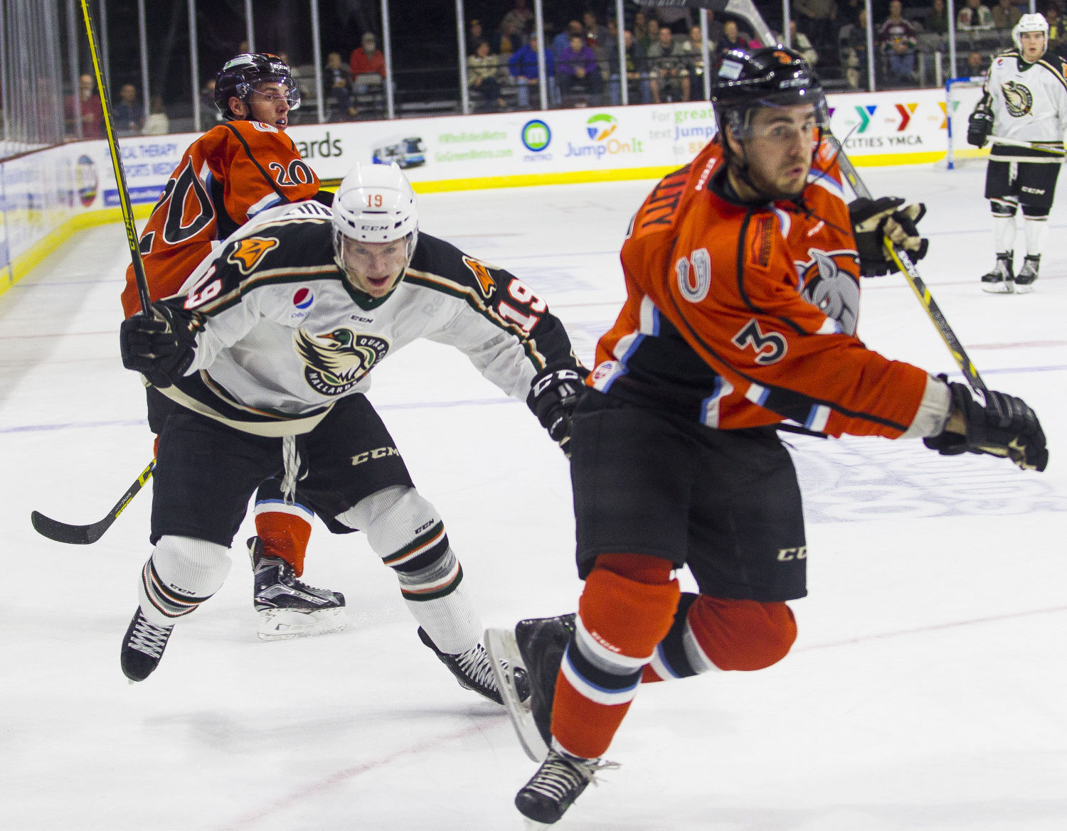 ECHL: Mallards' Special Teams Leading The Way