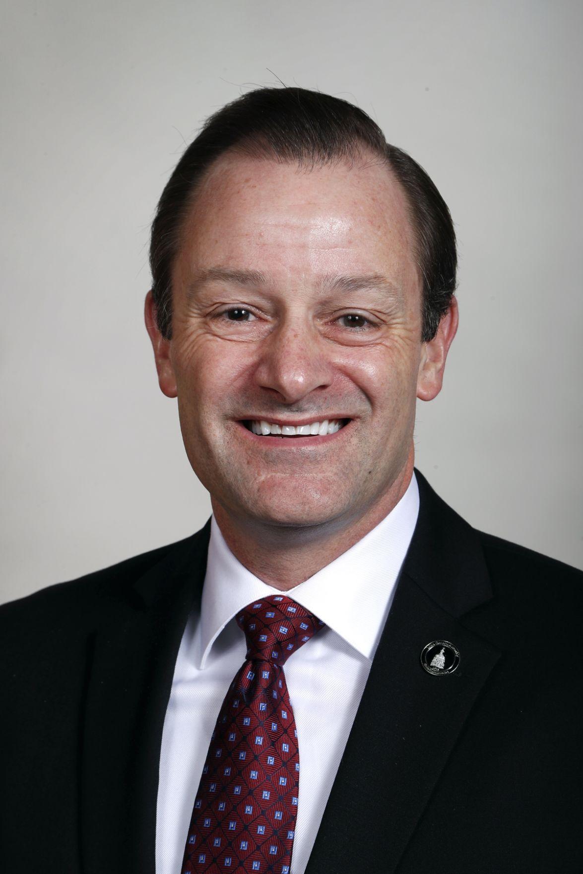 Iowa state Rep. Ken Rizer