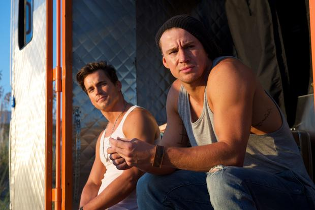 'Magic Mike' sequel is shallow