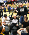 Q-C Sports Hall of Fame: Knight was gold standard on mat