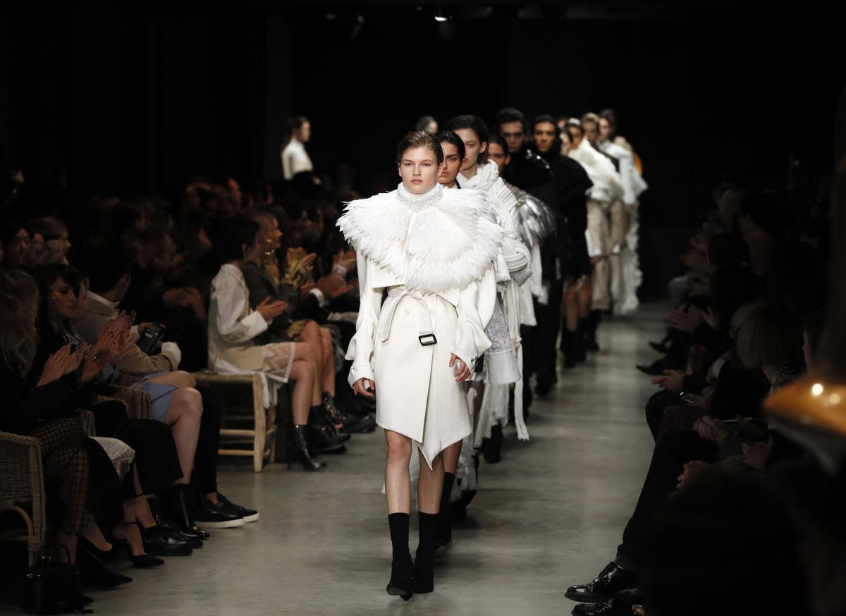 The times london fashion week 51