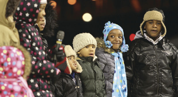 VIGIL FOR NEWTOWN