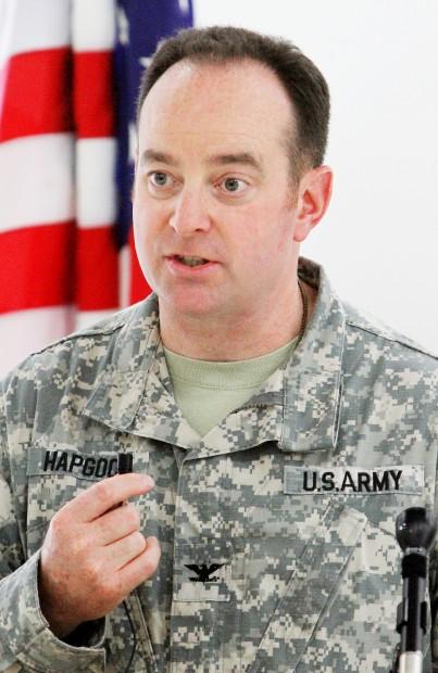 Col. Greg Hapgood