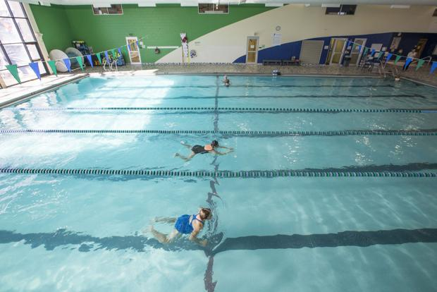 Happy Swimming New System Less Chlorine At Ymca Pools Bettendorf News