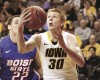 Historic photos: Hawkeyes' Aaron White
