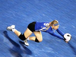 Photos: West Liberty Comets at 3A State Volleyball
