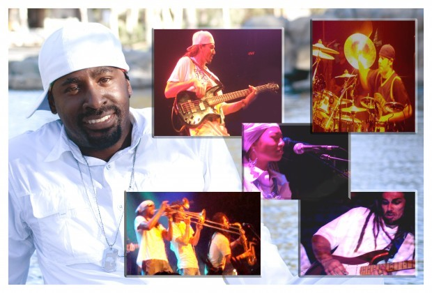 Pato Banton with the Now Generation Band