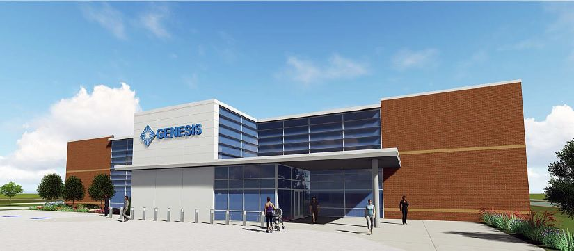 New Genesis HealthPlex coming to West Davenport