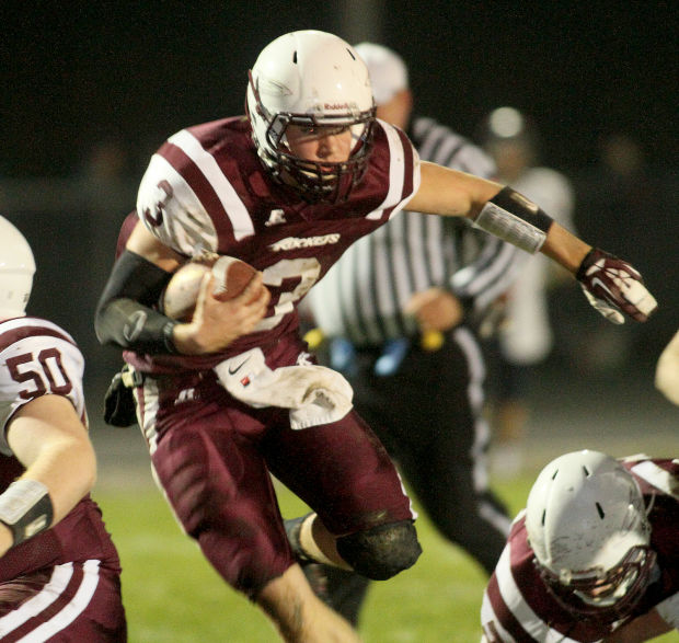 The Biggest Non Local Football Rivalries Including: Rockridge, Mercer County Renew Rivalry After 8-year Lapse