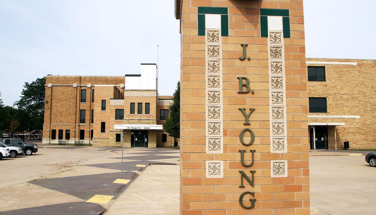 J.B. Young School