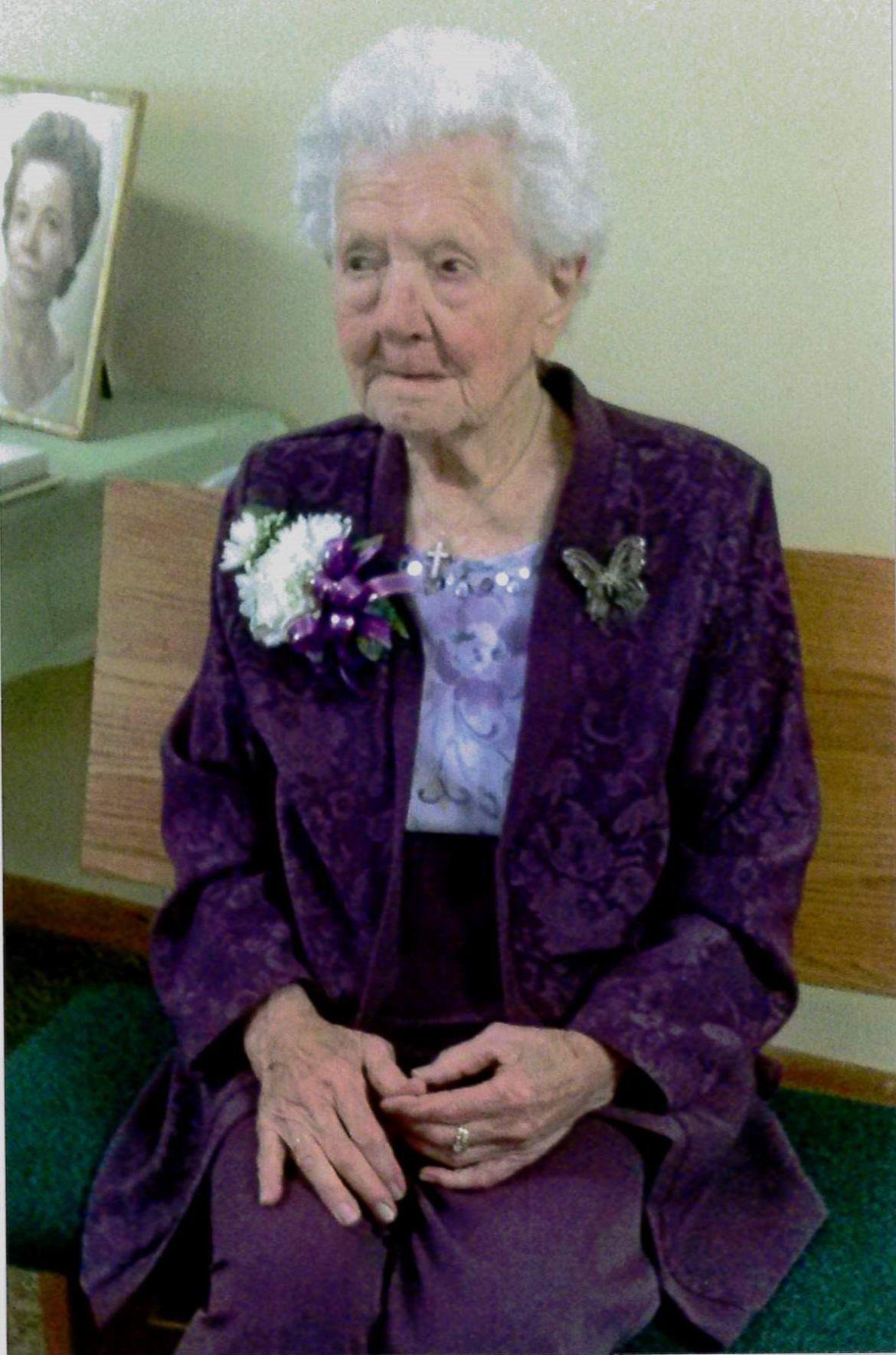 Marjorie Mae Rhoads