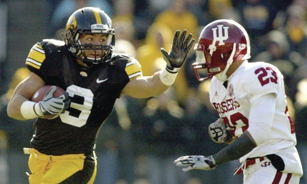 Iowa vs. Indiana Football