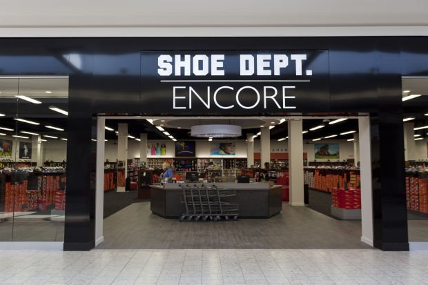 Coupons for shoe department stores