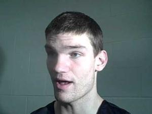 Adam Woodbury on Penn State