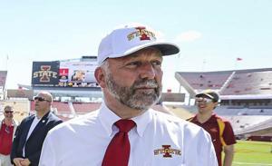 Iowa State president leaving for Auburn