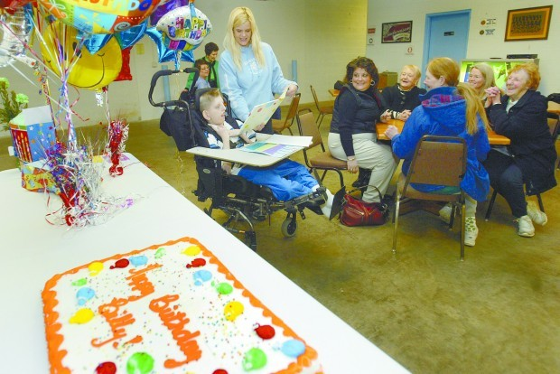 Decorating Ideas > Davenport Man, Never Expected To Live Long, Celebrates  ~ 180119_Birthday Party Ideas Quad Cities