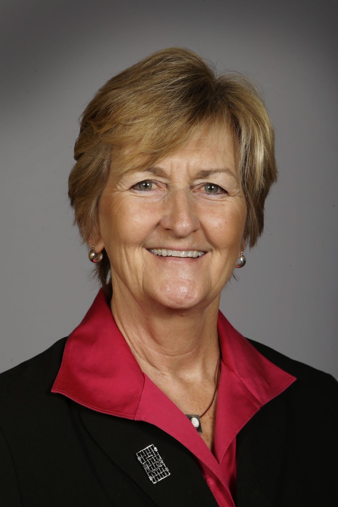 Iowa state Rep. Sharon Steckman