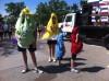 Bix 7 2011 costume contest Angry Birds