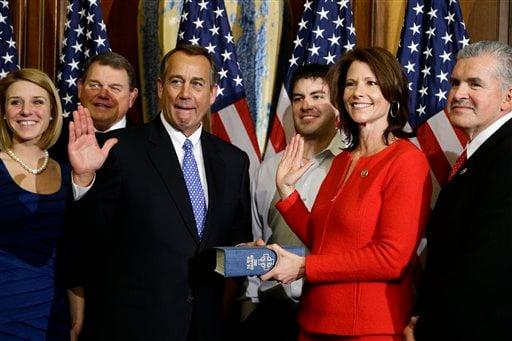 John Boehner, Cheri Bustos