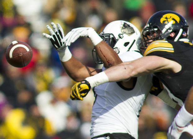 Hawkeyes look to regain defensive edge