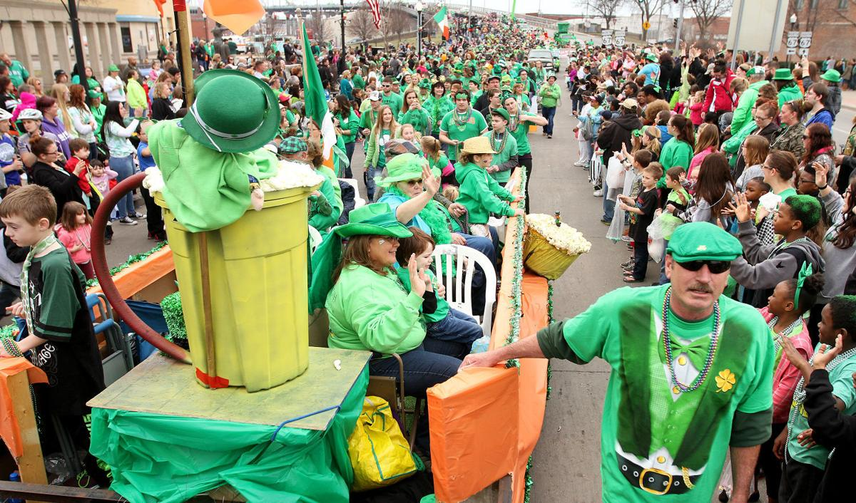 St. Patrick's Day Grand Parade (copy)