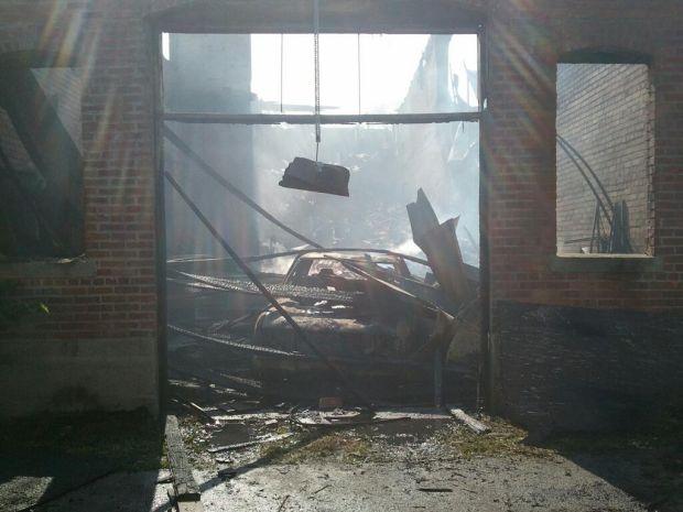 Prophetstown fire