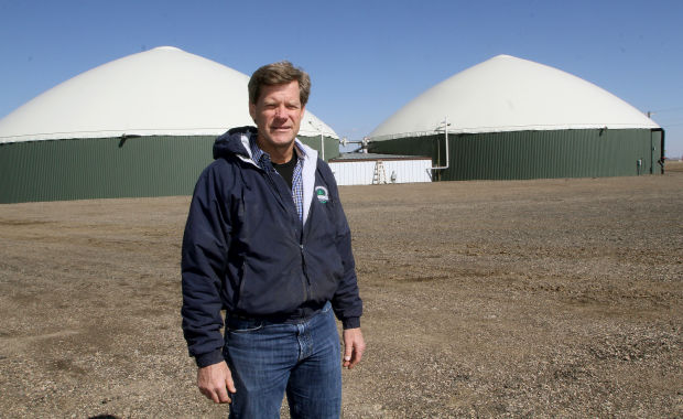 Sievers biogas