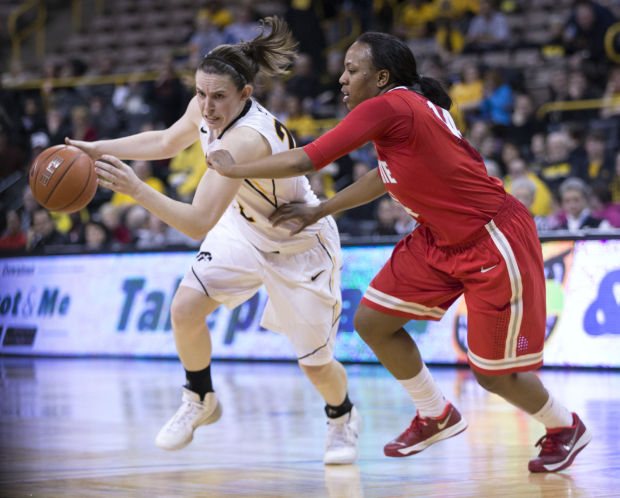 Iowa's Logic earns pair of All-American honors