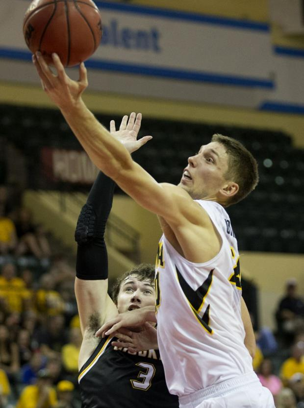 McCaffery wants Uthoff to shoot it even more
