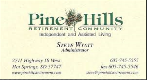 Pine Hills Retirement Community