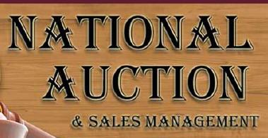 National Auction Sales