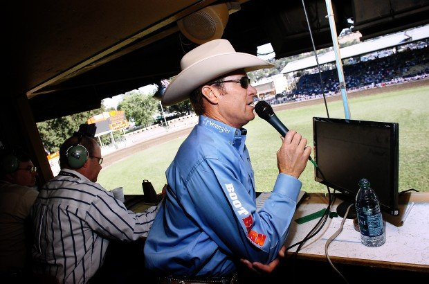 meet the stock show rodeo announcers