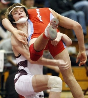 High School Wrestling: West rules yet again
