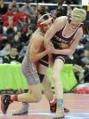 Class A wrestling: Pfeifle caps remarkable comeback with title