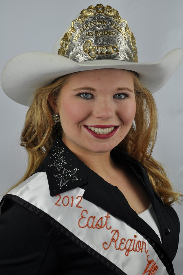 Meet rodeo queens at black hills stock show for White queen city motors sd