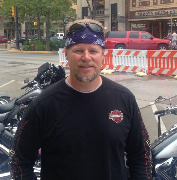 biker dude of the day