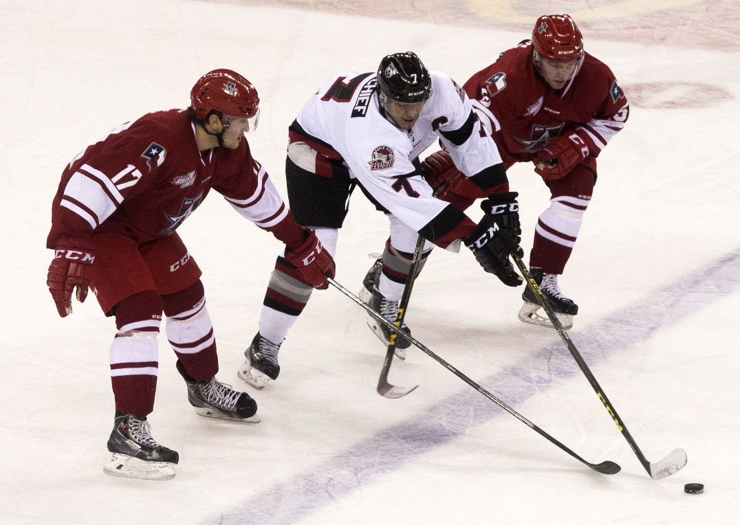 ECHL: Rush Need To Find Offense To Get To The Postseason