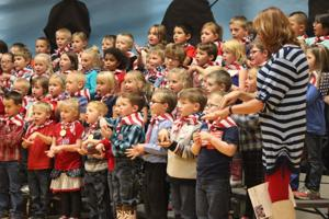 Belle Fourche Middle School celebrates 19th annual Veterans Day program
