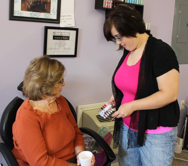 A Little Off The Top Salon Of A Little Off The Top New Business Opens In Vale Newell