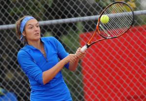 State tennis: No surprises as STM, Stevens in the thick of things