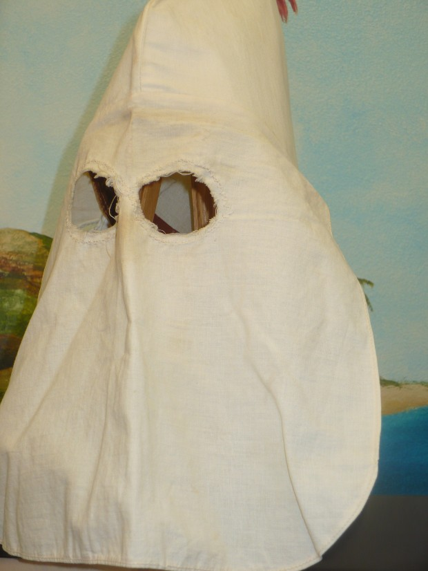 how to make a simple kkk ceremonial robe