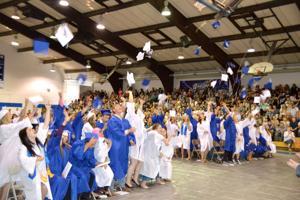 HSHS Class of 2015 Graduation