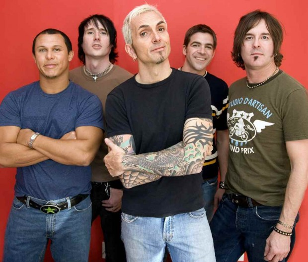 The Guess Who Everclear Young Dubliners Headline 2013 Deadwood Jam