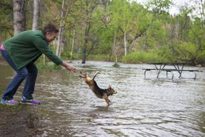 Water levels to remain high until June