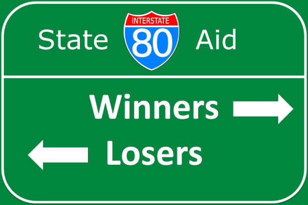 State Aid Winners And Losers Chadron