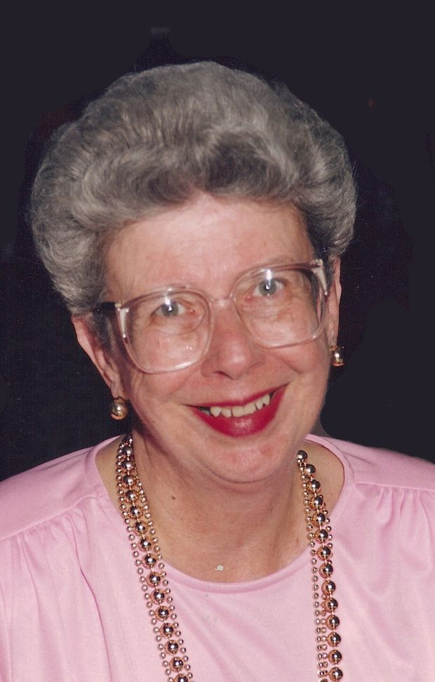 Smith Mary Barbara Obits